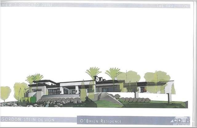 54015 Del Gato Drive, La Quinta, CA 92253 (MLS #219059697) :: The John Jay Group - Bennion Deville Homes