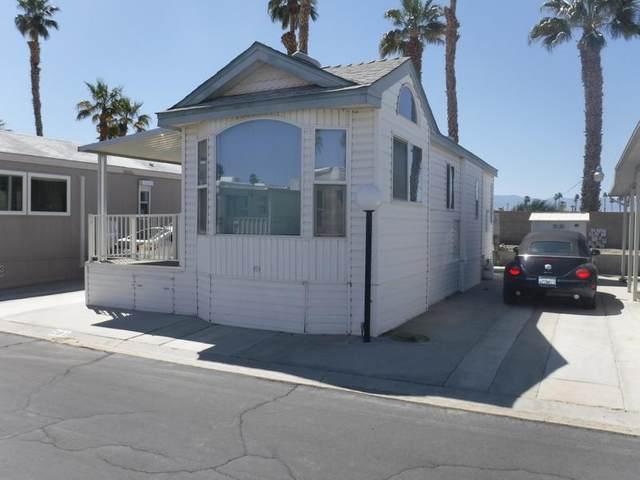 84250 Indio Springs Drive #201, Indio, CA 92203 (MLS #219059711) :: Brad Schmett Real Estate Group