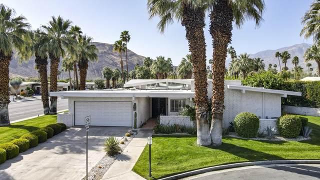 1589 Toledo Circle, Palm Springs, CA 92264 (MLS #219059763) :: The Sandi Phillips Team