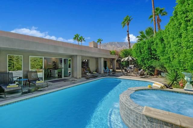 766 E Spencer Drive, Palm Springs, CA 92262 (#219059785) :: The Pratt Group