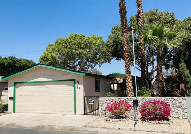 81641 Avenue 48 #87, Indio, CA 92201 (MLS #219059813) :: The John Jay Group - Bennion Deville Homes