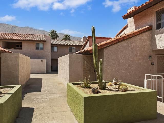 280 S Avenida Caballeros, Palm Springs, CA 92262 (MLS #219059826) :: Hacienda Agency Inc