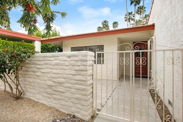 1131 S La Verne Way, Palm Springs, CA 92264 (MLS #219059877) :: Hacienda Agency Inc