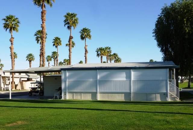 84136 Avenue 44, #251 #251, Indio, CA 92203 (MLS #219059925) :: The John Jay Group - Bennion Deville Homes