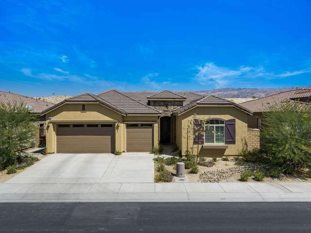 85686 Molvena Drive, Indio, CA 92203 (MLS #219059935) :: The John Jay Group - Bennion Deville Homes