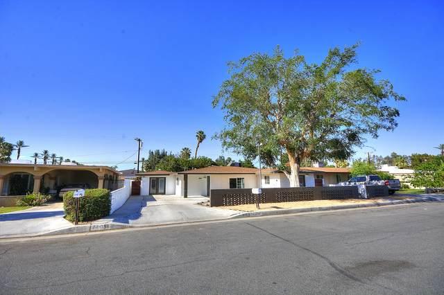 74056 El Cortez Way, Palm Desert, CA 92260 (MLS #219059955) :: Zwemmer Realty Group
