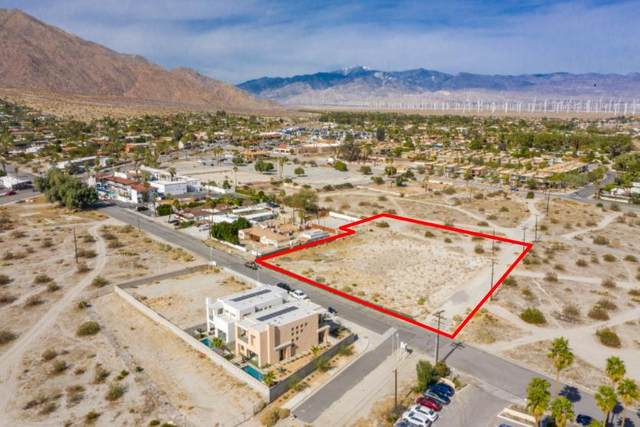 0 W Via Olivera, Palm Springs, CA 92262 (MLS #219060005) :: Desert Area Homes For Sale