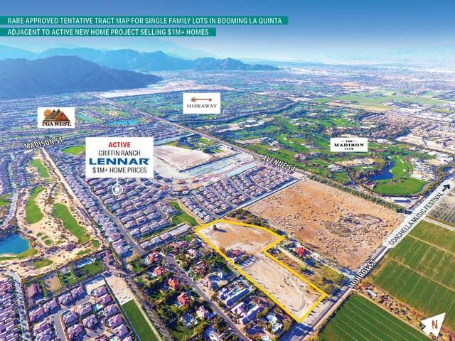 0 0, La Quinta, CA 92253 (MLS #219060034) :: The John Jay Group - Bennion Deville Homes
