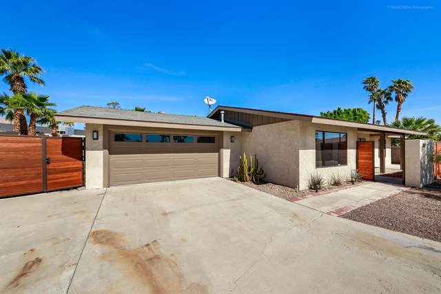 1232 E Delgado Road, Palm Springs, CA 92262 (MLS #219060055) :: The Jelmberg Team