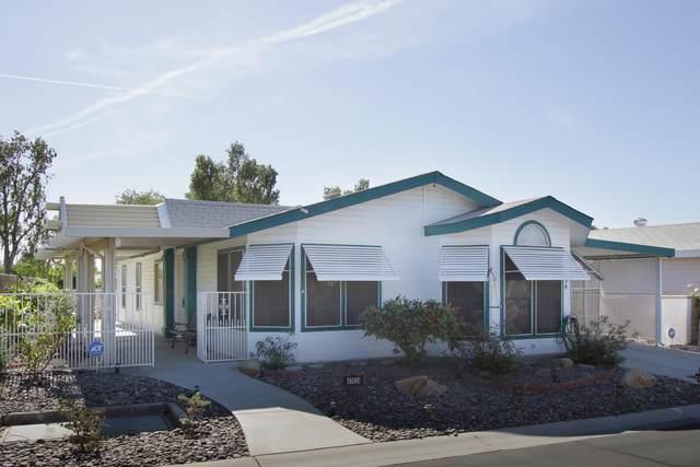 47834 De Coronado Drive, Indio, CA 92201 (MLS #219060068) :: The Jelmberg Team