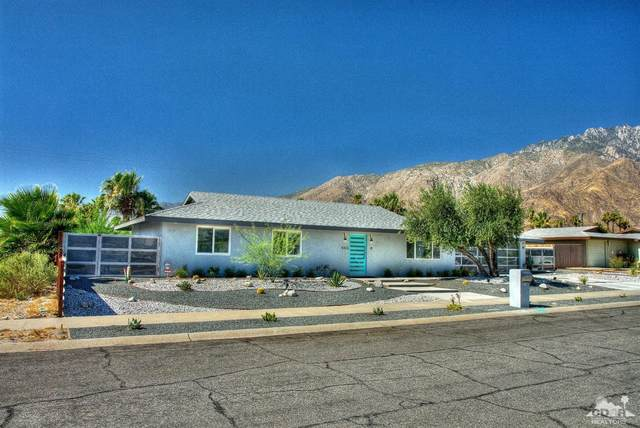 465 E Simms Road, Palm Springs, CA 92262 (MLS #219060105) :: The Jelmberg Team