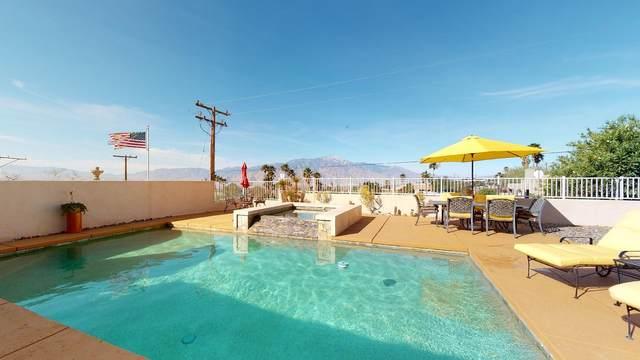 68460 Ferwood Drive, Desert Hot Springs, CA 92240 (MLS #219060135) :: The Jelmberg Team