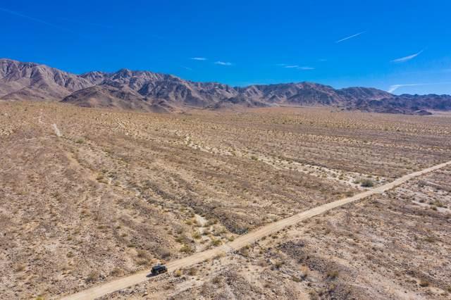 0 N Aqueduct Road, Desert Center, CA 92239 (MLS #219060136) :: The Sandi Phillips Team