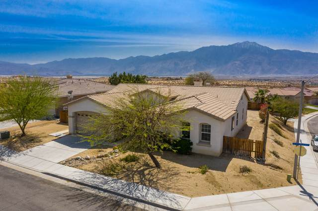 13895 Hacienda Heights Drive, Desert Hot Springs, CA 92240 (MLS #219060142) :: The Jelmberg Team