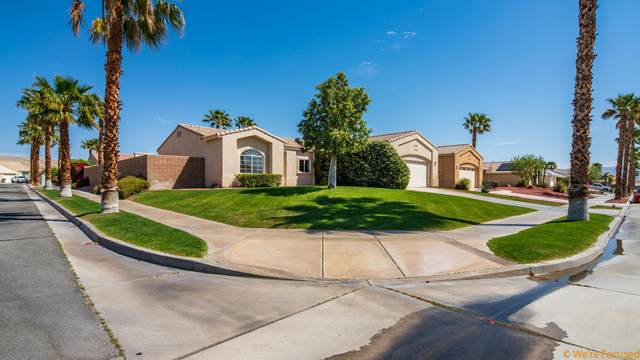 68614 Pasada Road, Cathedral City, CA 92234 (MLS #219060182) :: The Jelmberg Team
