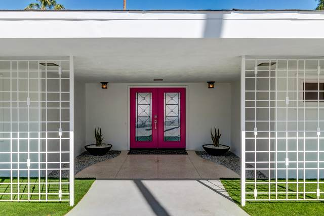 2330 N Janis Drive, Palm Springs, CA 92262 (MLS #219060191) :: The Jelmberg Team