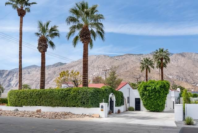 511 N Via Miraleste, Palm Springs, CA 92262 (MLS #219060212) :: The Jelmberg Team