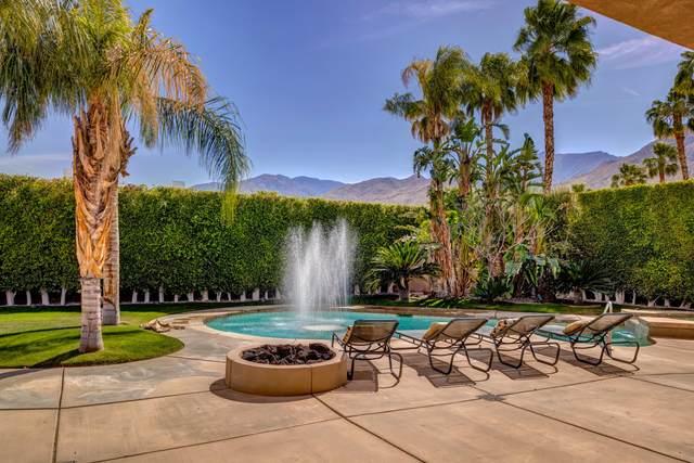825 Snapdragon Circle, Palm Springs, CA 92264 (MLS #219060233) :: The Sandi Phillips Team