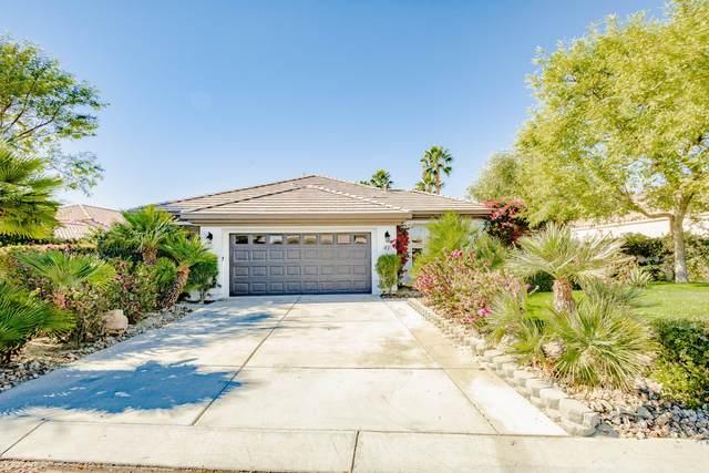 41 Via Bella, Rancho Mirage, CA 92270 (MLS #219060252) :: Zwemmer Realty Group