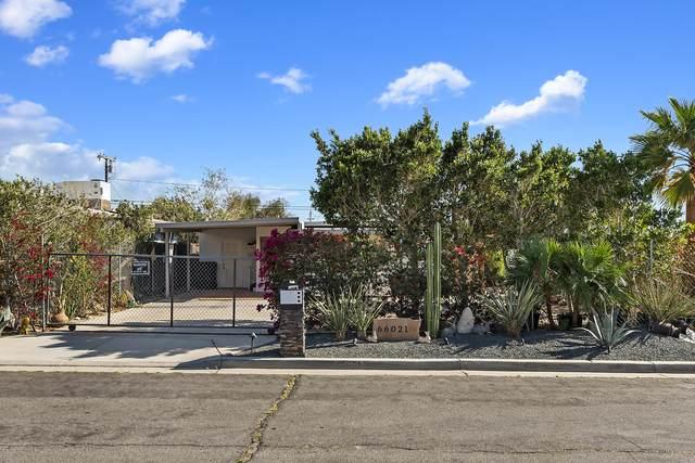 66021 6th Street, Desert Hot Springs, CA 92240 (MLS #219060258) :: The Jelmberg Team