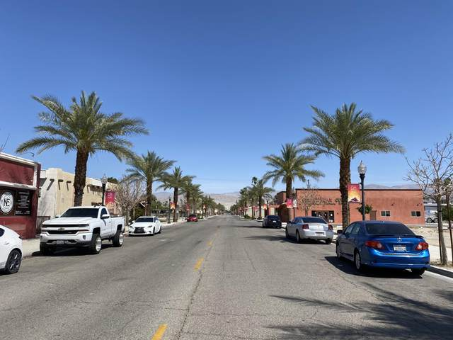 Lot 14 Town Street, Indio, CA 92201 (MLS #219060271) :: Zwemmer Realty Group