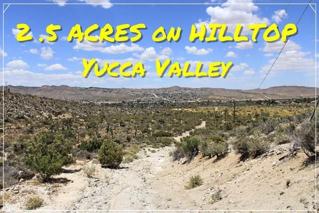 0 Piute Trail, Yucca Valley, CA 92284 (MLS #219060303) :: Mark Wise | Bennion Deville Homes