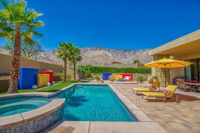 397 Neutra Street, Palm Springs, CA 92264 (MLS #219060309) :: Mark Wise | Bennion Deville Homes