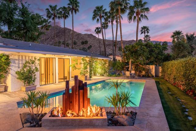 3660 Andreas Hills Drive, Palm Springs, CA 92264 (MLS #219060314) :: Mark Wise | Bennion Deville Homes