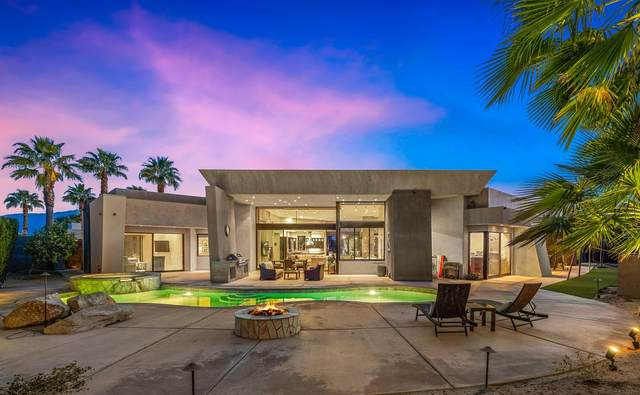 1 Seclude Court, Rancho Mirage, CA 92270 (MLS #219060323) :: The Jelmberg Team
