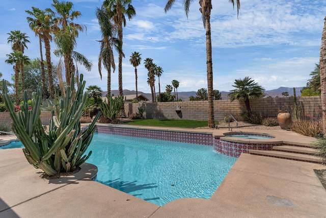 40815 Centennial Circle, Palm Desert, CA 92260 (MLS #219060361) :: The John Jay Group - Bennion Deville Homes