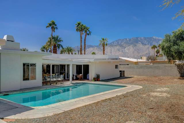 3010 E Vincentia Road, Palm Springs, CA 92262 (MLS #219060364) :: The Jelmberg Team