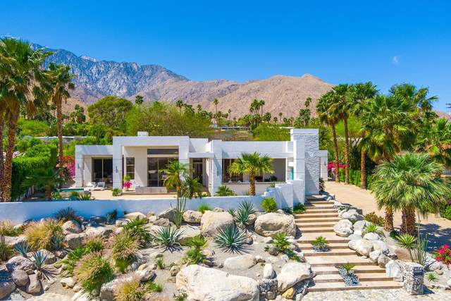 2391 N Palermo Drive, Palm Springs, CA 92262 (MLS #219060372) :: The Jelmberg Team