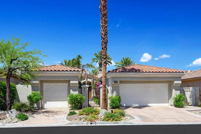 124 White Horse Trail, Palm Desert, CA 92211 (MLS #219060417) :: The John Jay Group - Bennion Deville Homes