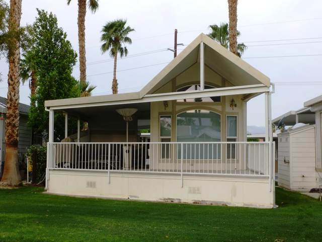 84136 Avenue 44, #367 #367, Indio, CA 92203 (MLS #219060445) :: The John Jay Group - Bennion Deville Homes