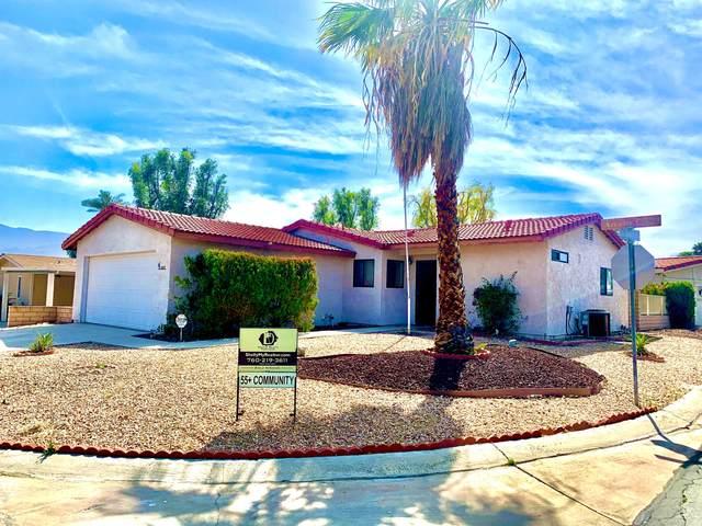 74517 Azurite Circle E Circle, Palm Desert, CA 92260 (MLS #219060449) :: The John Jay Group - Bennion Deville Homes