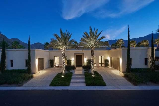 1045 Bella Vista, Palm Springs, CA 92264 (MLS #219060450) :: KUD Properties