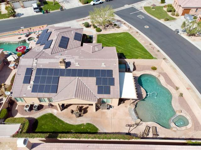 43747 Salpare Place, Indio, CA 92203 (MLS #219060457) :: The John Jay Group - Bennion Deville Homes