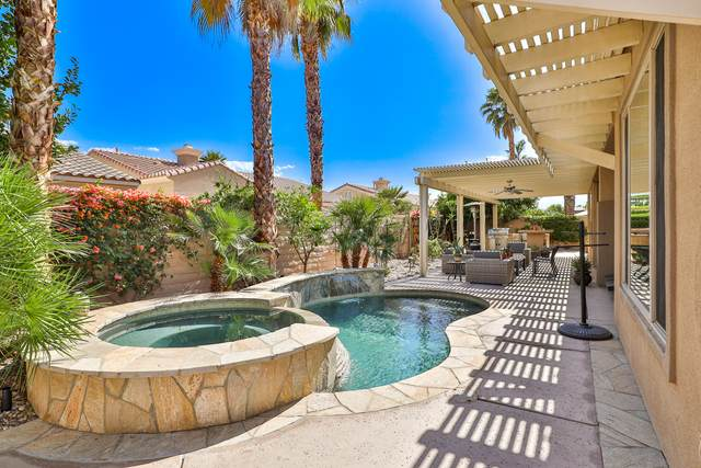 81625 Camino El Triunfo, Indio, CA 92203 (MLS #219060475) :: The John Jay Group - Bennion Deville Homes