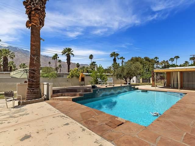 289 NW Cerritos Drive, Palm Springs, CA 92262 (MLS #219060480) :: Brad Schmett Real Estate Group