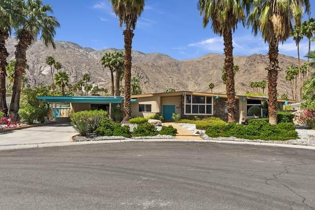 865 S Topaz C Circle, Palm Springs, CA 92262 (MLS #219060487) :: Brad Schmett Real Estate Group