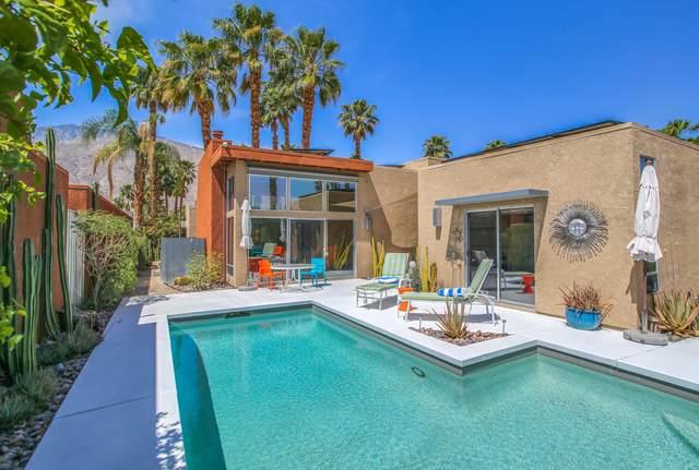 686 Dunes Court, Palm Springs, CA 92264 (MLS #219060488) :: The John Jay Group - Bennion Deville Homes