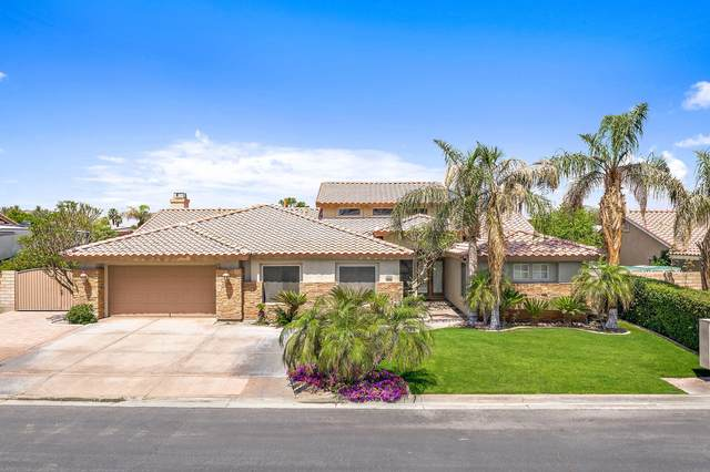 78910 Zenith Way, La Quinta, CA 92253 (MLS #219060489) :: The John Jay Group - Bennion Deville Homes