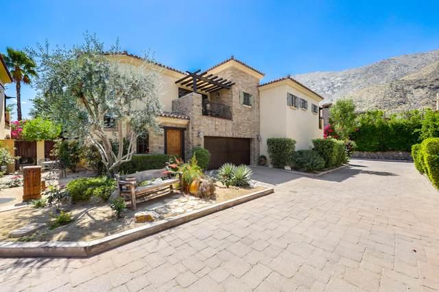 382 Villaggio, Palm Springs, CA 92262 (MLS #219060493) :: The John Jay Group - Bennion Deville Homes