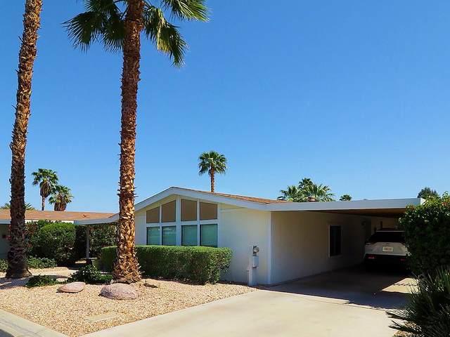 73450 Country Club #66, Palm Desert, CA 92260 (MLS #219060498) :: The John Jay Group - Bennion Deville Homes