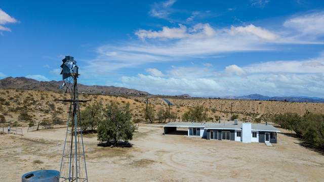 388 Old Woman Springs Road, Yucca Valley, CA 92284 (#219060500) :: The Pratt Group