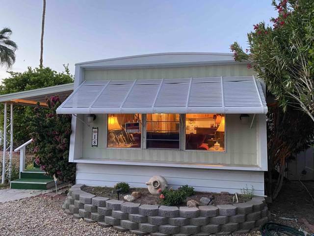 18 Mckinley Street, Cathedral City, CA 92234 (MLS #219060516) :: Zwemmer Realty Group