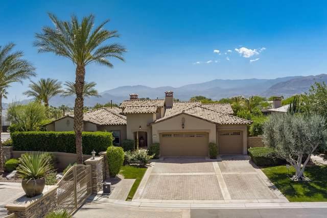 12 Cielo Vista Court, Rancho Mirage, CA 92270 (MLS #219060546) :: The John Jay Group - Bennion Deville Homes