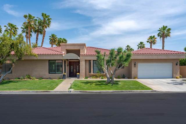 15 Mission Palms Drive, Rancho Mirage, CA 92270 (MLS #219060548) :: Desert Area Homes For Sale