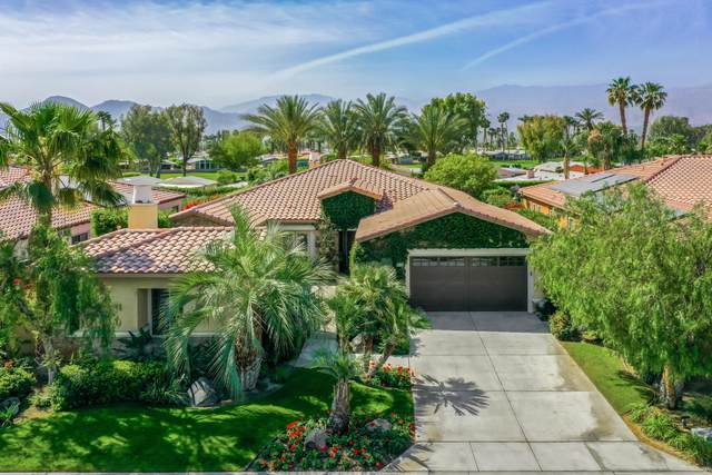 74123 Via Pelllestrina, Palm Desert, CA 92260 (MLS #219060593) :: KUD Properties