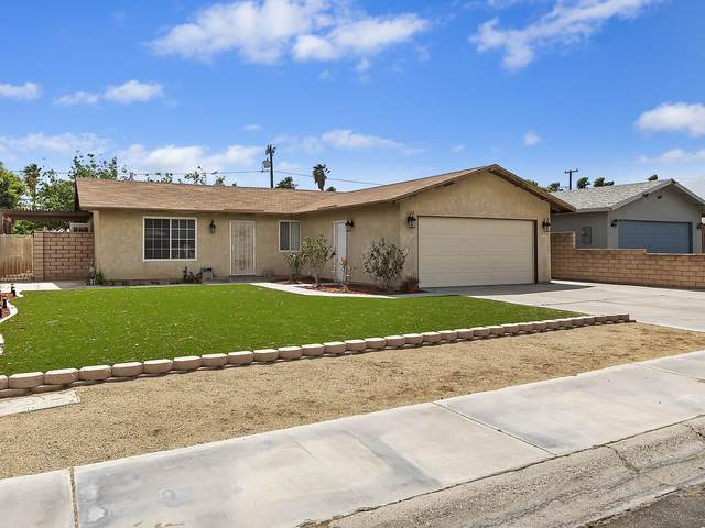 68945 Concepcion Road, Cathedral City, CA 92234 (MLS #219060598) :: KUD Properties